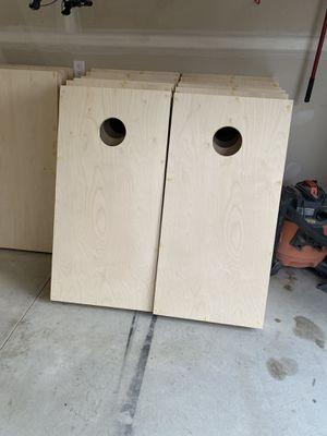 Cornhole/Bag Toss Game Board for Sale in Berkley, MI