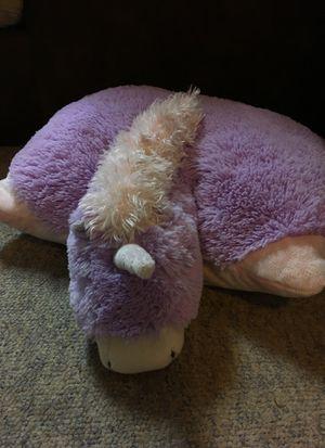 Unicorn pillow for Sale in Marietta, GA