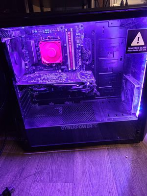 Cyberpower pc like new for Sale in Fresno, CA