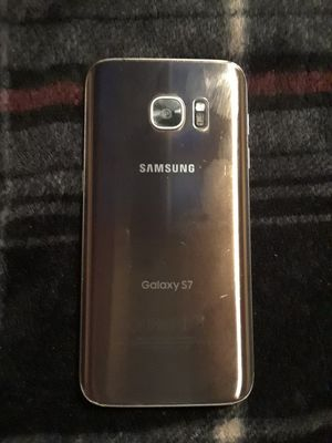 GALAXY S 7 CELLPHONE for Sale in Albany, GA