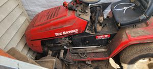 yard machines ride on mower and tractor for Sale in Lakewood, CA