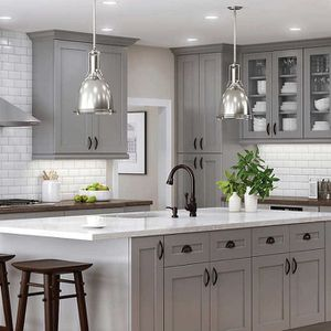 All wood kitchen cabinets for Sale in Billerica, MA