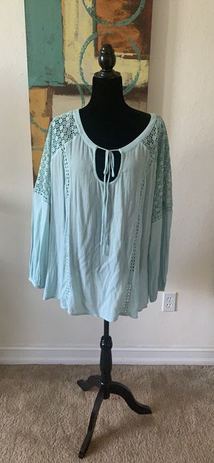 Jessica Simpson long sleeve tunic for Sale in Clermont, FL