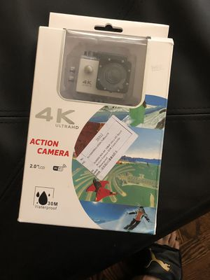 Brand New 4K Action Camera + Drone/Speaker - Christmas Sale for Sale in San Francisco, CA