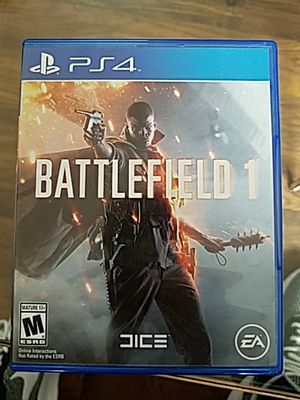 Battlefield 1 PS4 - Perfect Condition for Sale in OR, US