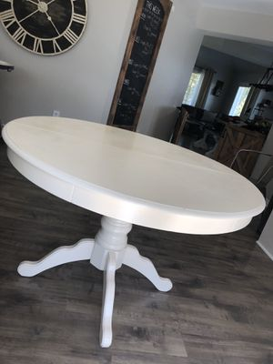 Pier1 Farmhouse style Kitchen/Dining Table for Sale in Port Orchard, WA