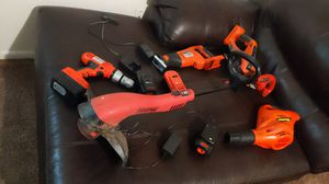 Black and Decker and Craftsman cordless tool sets for Sale in Pleasant Grove, UT