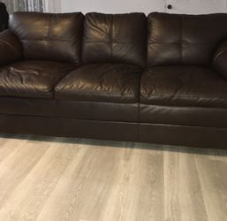 Brown Leather Couches for Sale in Kyle,  TX