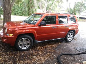 2008 jeep patriot for Sale in Kenneth City, FL