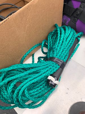 Water ski tow rope for Sale in Wyckoff, NJ