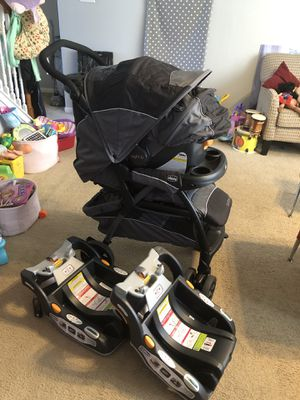 Chicco Cortina CX Travel Stroller System for Sale in Katy, TX