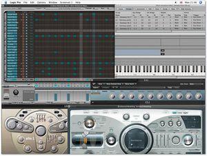 Logic Pro 8 Mac for Sale in New York, NY