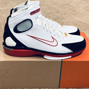 Nike Air Zoom Huarache 2K4 Kobe Shoes Size 10 for Sale in Cerritos, CA