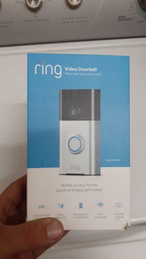 Ring Doorbell for Sale in Manteca, CA