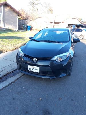 Toyota Corolla 2016 for Sale in Vallejo, CA