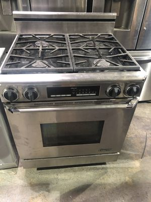 dacor stove dual fuel gas electric for Sale for sale  Bronx, NY
