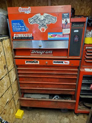 Snap on tool chest 400. Obo for Sale in Bridgeview, IL