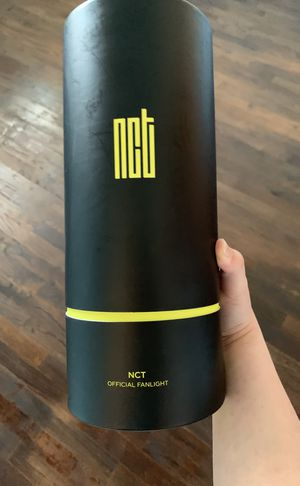 NCT OFFICIAL KPOP LIGHTSTICK for Sale in Seattle, WA