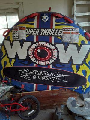 Super thriller tube for Sale in Abilene, TX