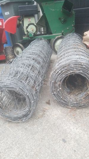 Pending pickup. 2 rolls field fencing $20 for Sale in Auburn, WA