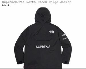 Supreme north face cargo jacket (medium) for Sale in East Los Angeles, CA