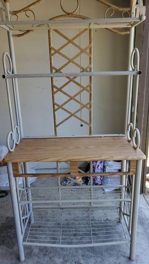 Bakers rack for Sale in Modesto, CA