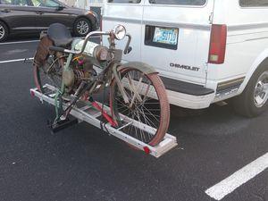 Motorcycle Boardwalk Racer And Astro Van for Sale in Daytona Beach, FL