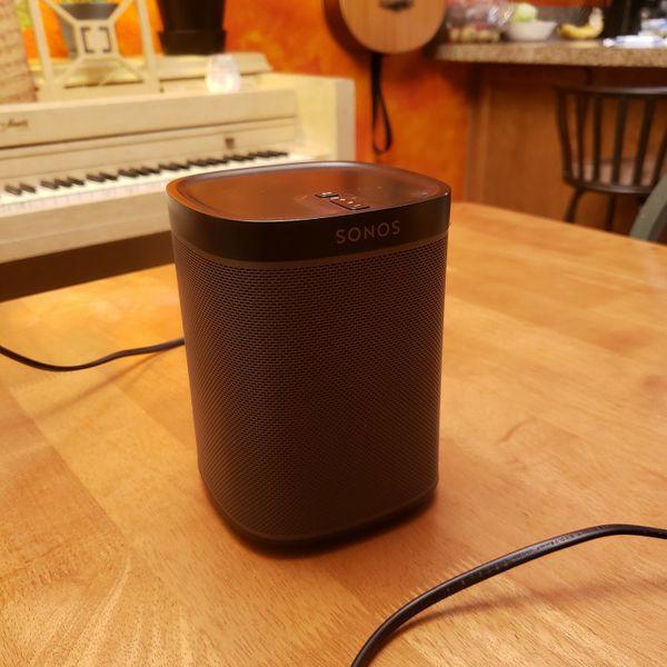 Sonos Play 1 - Black