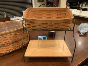 Longaberger basket for Sale in Vancouver, WA