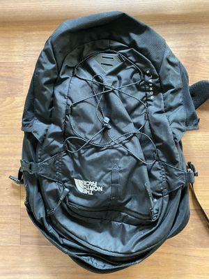 North Face Borealis Backpack Black for Sale in Sacramento, CA