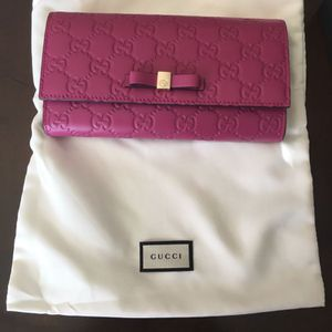Brand New Authentic Gucci Wallet for Sale in Chino Hills, CA
