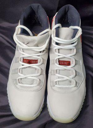 Men's Air Jordan 11 Retro Platinum Tint Size 12 for Sale in Gainesville, FL