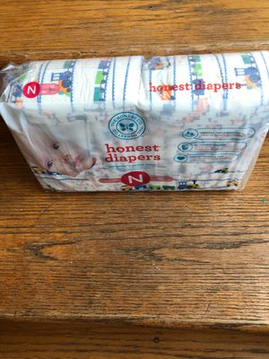 Honest Company Diapers Newborn for Sale in Portsmouth, VA