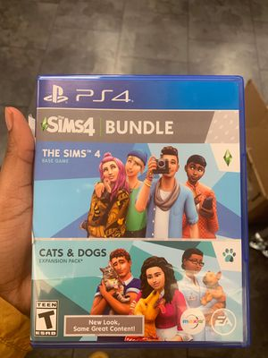 Sims 4 PS4 for Sale in Peoria, IL
