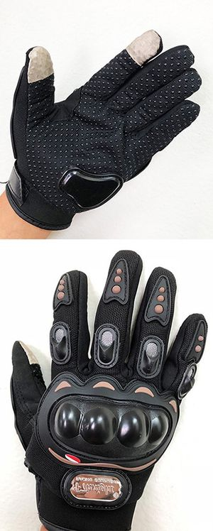 NEW $10 pair Motorcycle Gloves (M, XL) for Sale in Downey, CA