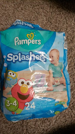 Pampers splashers for Sale in Ellicott City, MD