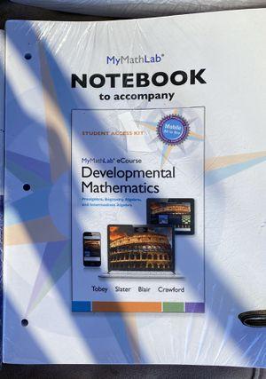 Developmental Mathematics for Sale in Irvine, CA