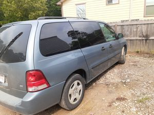 Mini van 2007 freestyle works good for Sale in Roman Forest, TX