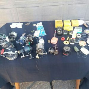 Vintage Fishing Reels for Sale in Scappoose, OR