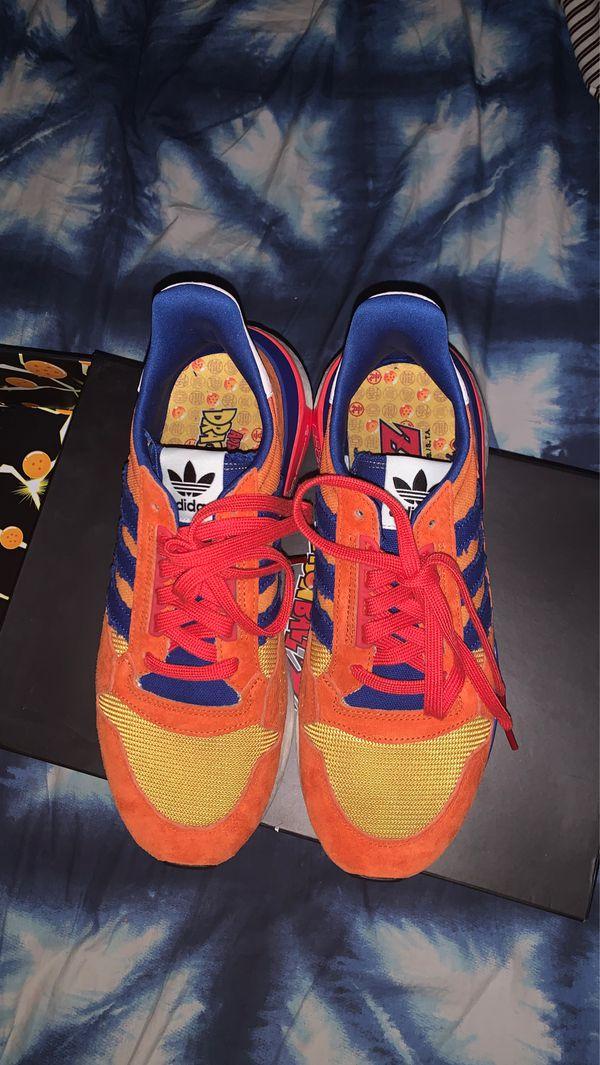 Adidas originals dragon ball z son goku 10.5