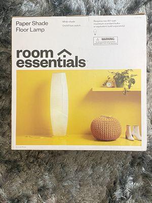 Floor lamp for Sale in Opa-locka, FL
