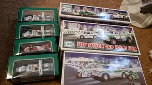 Hess toy truck and car collection for Sale in Philadelphia, PA