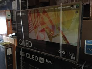 "55"" Q90T 4K Samsung smart tv UHD HDR 2160p Quantum Qled for Sale in Corona, CA"