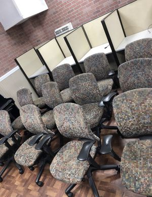 Office Chairs - by the lot or individually for Sale in Seminole, FL