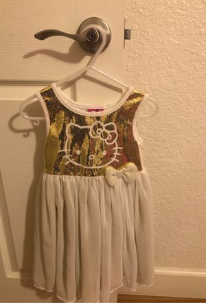 Hello kitty dress for Sale in Fresno, CA