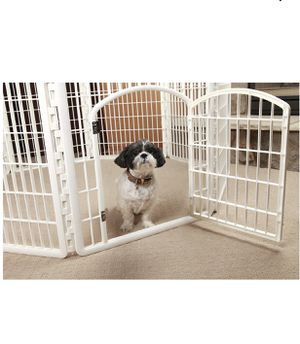 IRIS Exercise Panel Dog/ Pet Playpen fence for Sale in Manhattan Beach, CA