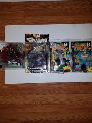 Image Comics Spawn Action Figures for Sale in Frederick, MD
