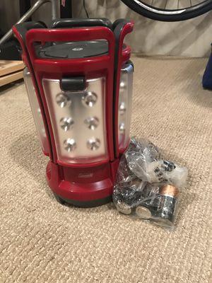 Coleman LED camp light for Sale in Alexandria, VA