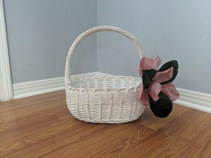 Flower Girl Basket for Sale in Fort Walton Beach, FL