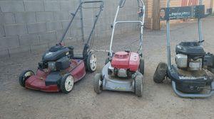 Landscaping equipment for Sale in Mesa, AZ